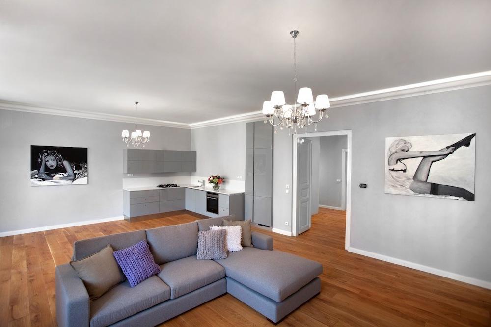 Средняя стоимость аренды квартиры в Праге приближается к отметке 1 000 евро