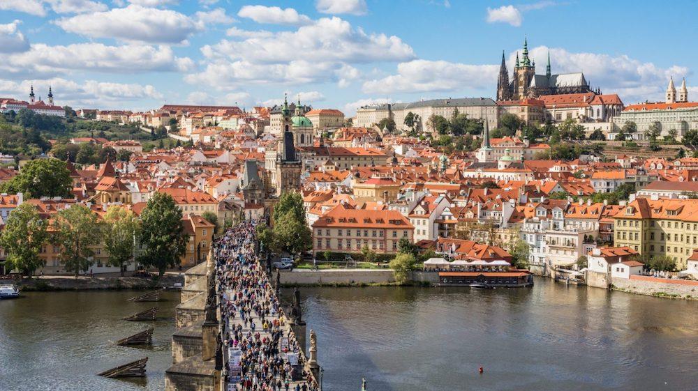 Туристов в Чехии в 2019 году стало еще больше