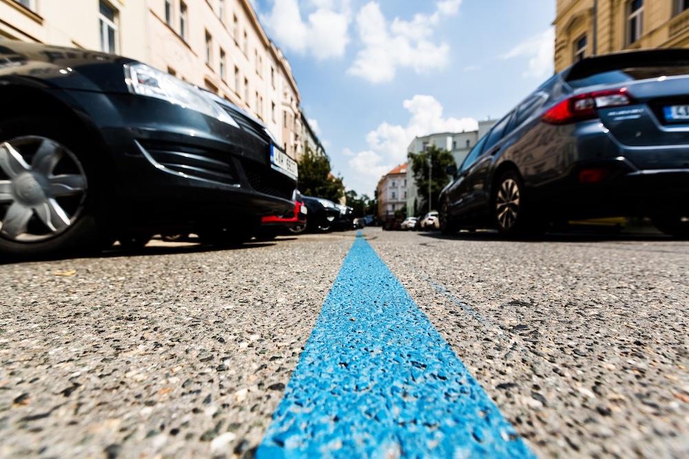 В районе Прага 18 - Летняны будут введены платные парковочные зоны