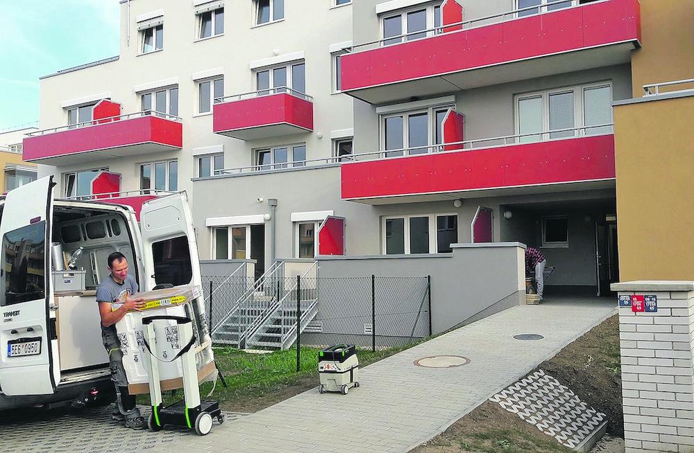 В июле 2020 года в Чехии выросли цены на недвижимость