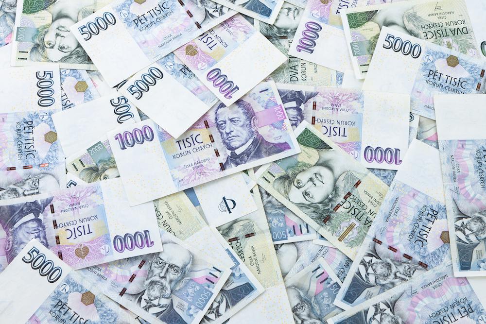 Дефицит бюджета Чехии превысил четверть триллиона чешских крон