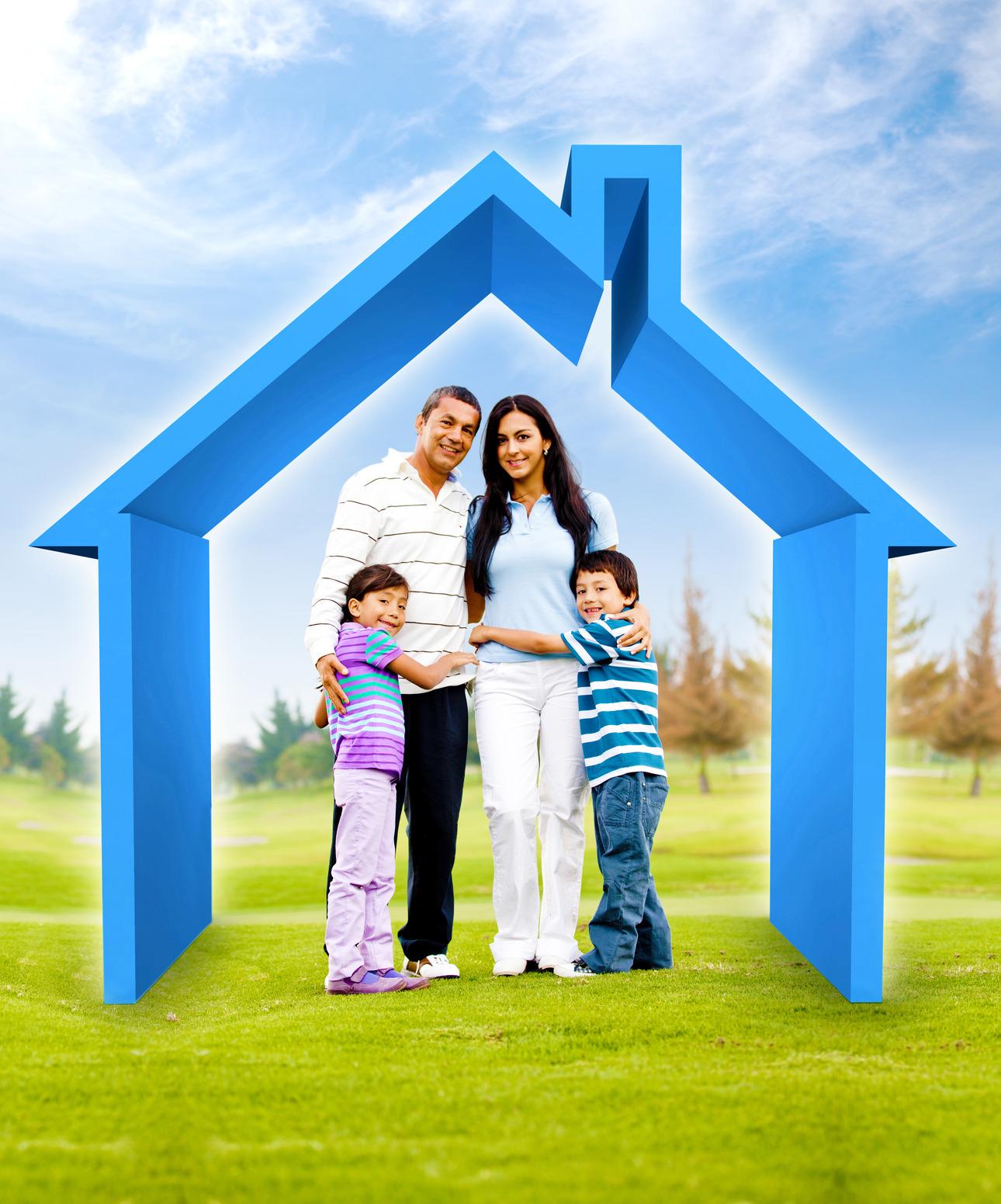 фото недвижимости семья так