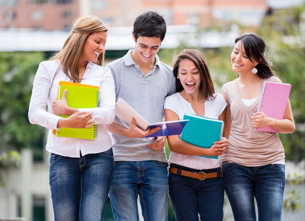 Картинка учеба студенты
